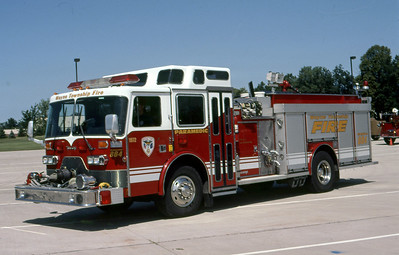 WAYNE TOWNSHIP FD - INDIANAPOLIS IN  ENGINE 884  1990  DUPLEX - YOUNG   1500-1000