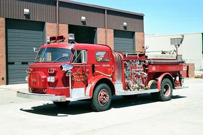 TOPEKA FD KS  ENGINE 3  1959  ALFCO 900   1500-500