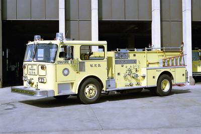 WICHITA FD  ENGINE 31  1979  SEAGRAVE   750-500