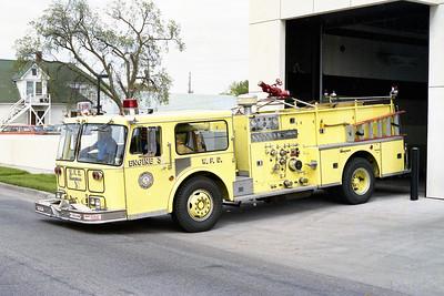WICHITA FD  ENGINE 32  1979  SEAGRAVE   1250-500