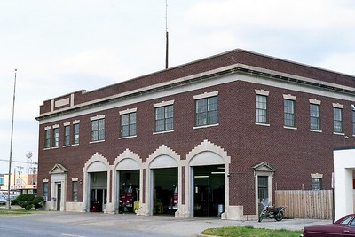 WICHITA FD  STATION 2  SPARE STORAGE
