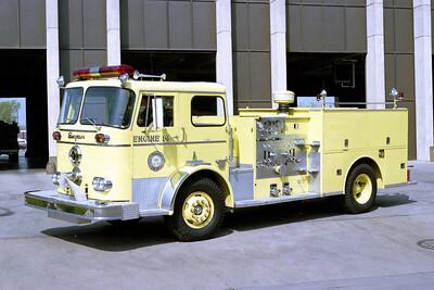 WICHITA FD  ENGINE 14  1963  SEAGRAVE   1000-500
