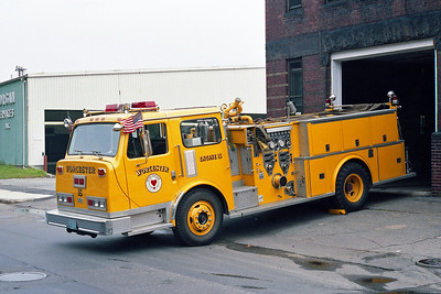 WORCESTER FD MA  ENGINE 15  1983  CONTINENTAL   1250-500