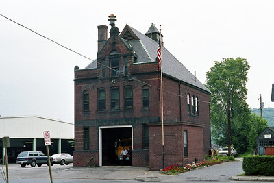 WORCESTER FD MA  FIRE STATION 15