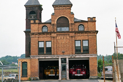 WORCESTER FD MA  FIRE STATION 11