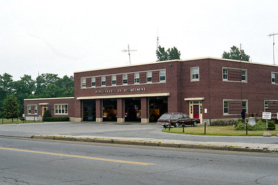 WORCESTER FD MA  FIRE STATION 3