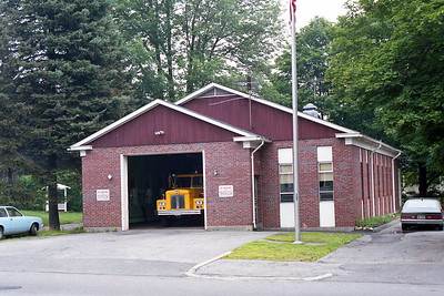 WORCESTER FD MA  FIRE STATION 8