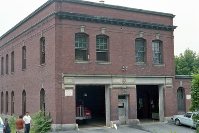 WORCESTER FD MA  FIRE STATION