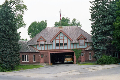 WORCESTER FD MA  FIRE STATION 9