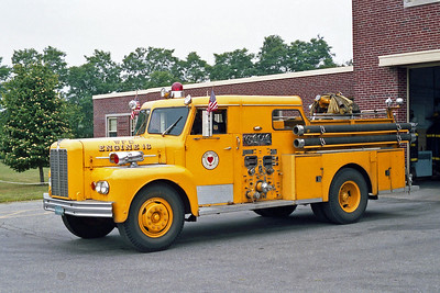 WORCESTER FD MA  ENGINE 16  1965  MAXIM S   1000-250