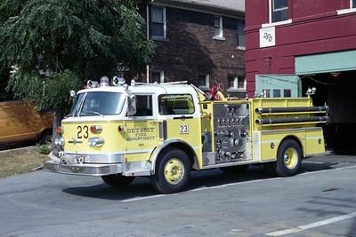DETROIT FD  ENGINE 23  1983  ALF CENTURY   1250-500