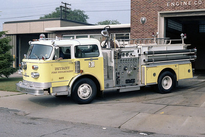 DETROIT FD  ENGINE 30  1977  ALF CENTURY   1250-500