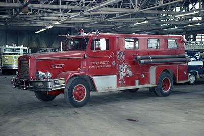 DETROIT FD  ENGINE 1R  1960  FWD   1000-300