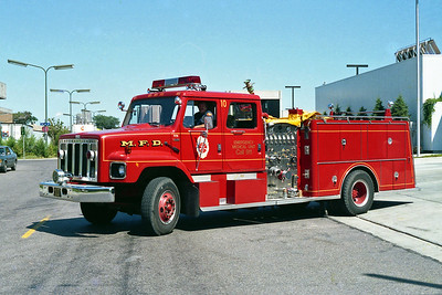 MINNEAPOLIS FD MN  ENGINE 10  1981  IHC S - GENERAL SAFETY   1250-500