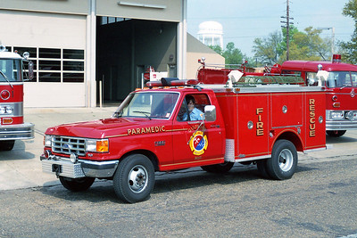 GULFPORT  RESCUE 1  FORD F450 -