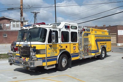 Affton FPD MO - Engine 1134 - 2005 E One Typhoon 1250-750 #129156