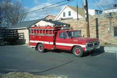Affton MO - Support 1129 - 1976 Ford-Kranz
