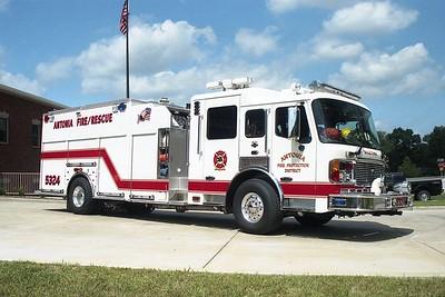 Antonia FPD MO - Engine 5324 - 2004 ALF Eagle 1500 M-67652