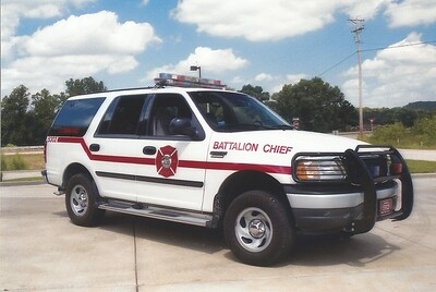 Antonia FPD MO - Car 5302 - 2000 Ford Expedition