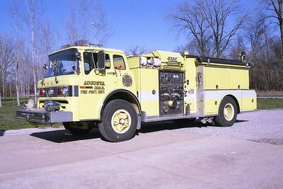 Augusta FPD MO - Engine 8620 - 1978 Ford C 8000-FMC-Bean 1000-1000 #8399