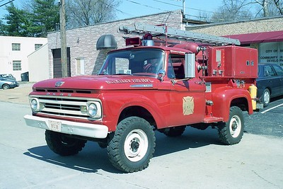 Berkeley MO - Squad 3629 - 1962 Ford-Ansul