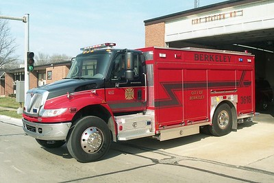 Berkeley MO - Rescue 3616 - 2004 IHC 4400-Precision