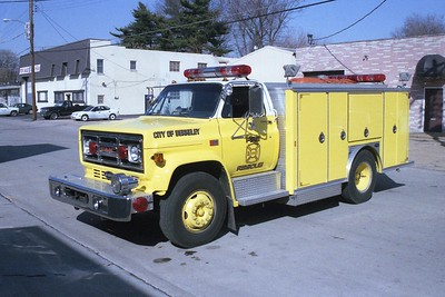 Berkeley MO - Rescue 3616 - 1989 GMC-E One #6823