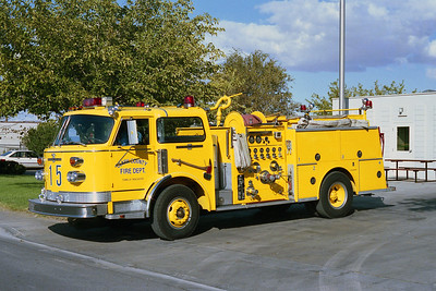 CLARK COUNTY FD NV  ENGINE 15  ALF CENTURY