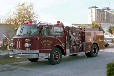CLARK COUNTY FD NV  ENGINE 11  ALF CENTURY