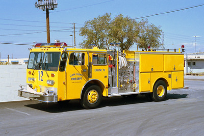 CLARK COUNTY FD NV  ENGINE 12  DUPLEX -