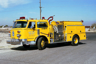 CLARK COUNTY FD NV  ENGINE 19  ALF CENTURY