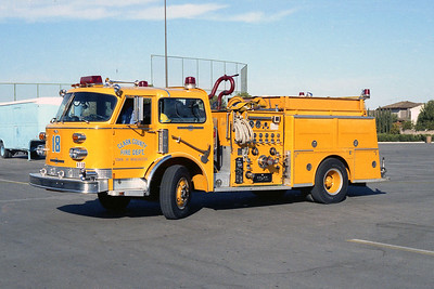 CLARK COUNTY FD NV  ENGINE 18  ALF CENTURY