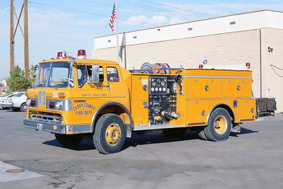 CLARK COUNTY FD NV  ENGINE  R3  FORD C -