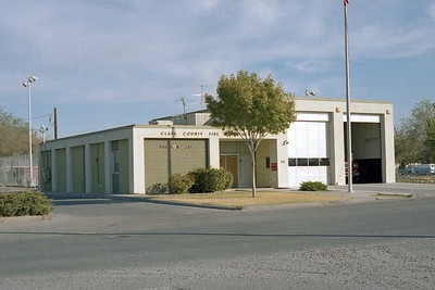 CLARK COUNTY FD NV  STATION 20