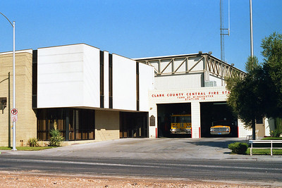 CLARK COUNTY FD NV  STATION 18