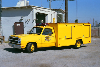 CLARK COUNTY FD NV  MOBILE AIR  DODGE -