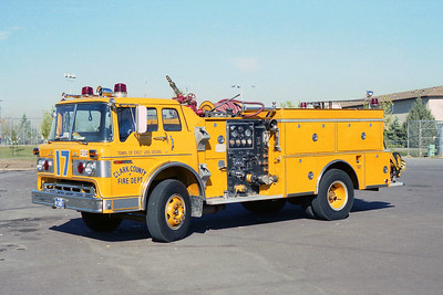 CLARK COUNTY FD NV  ENGINE 17  FORD C -