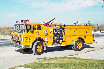CLARK COUNTY FD NV  ENGINE  FORD C -