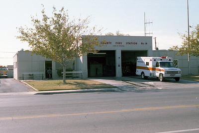 CLARK COUNTY FD NV  STATION 34