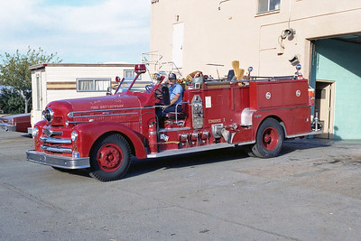 LAS VEGAS FD  NV  ENGINE 1  SEAGRAVE 70th