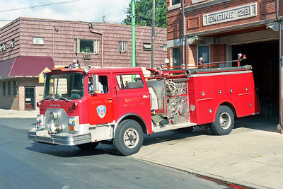 BUFFALO FD  ENGINE 28  1980  MACK CF   1250-500   1250-500