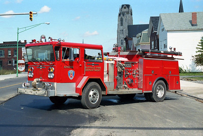 BUFFALO FD  ENGINE 30  1974  ALF PIONEER   1250-500