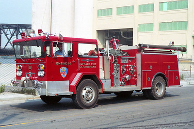 BUFFALO FD  ENGINE 10  1974  ALF PIONEER   1250-500