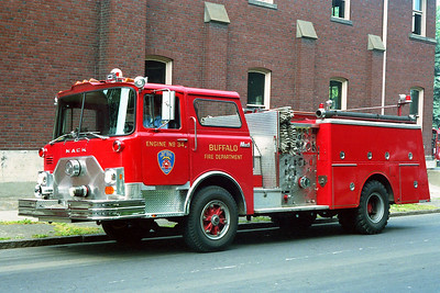 BUFFALO FD  ENGINE 34  1981  MACK CF   1250-500
