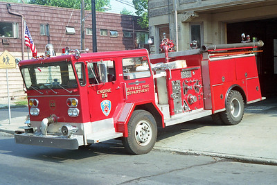 BUFFALO FD  ENGINE 28  1974  ALF PIONEER   1250-500