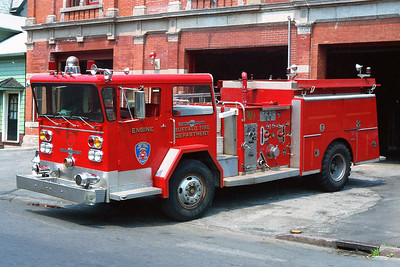BUFFALO FD  ENGINE 11  1974  ALF PIONEER   1250-500