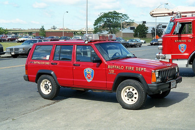 BUFFALO FD  BATTALION 46