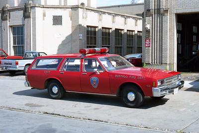 BUFFALO FD  CAR F-128