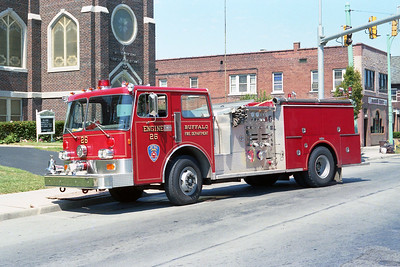 BUFFALO FD  ENGINE 26  1984  PIRSCH   1250-500