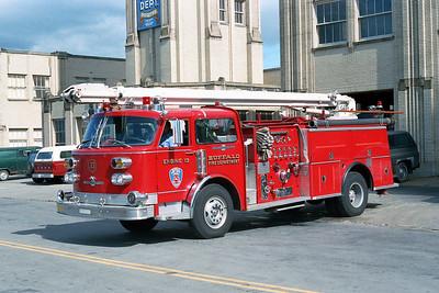 BUFFALO FD  ENGINE  13 1979 ALF CENTURY   1250-500-55' SQRT